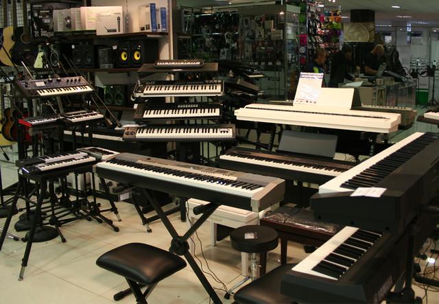Синтезаторы и рабочие станции