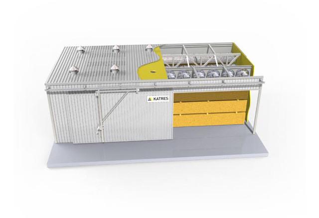 Запасные части, комплектующие, исполнительные механизмы и расходные материалы к сушильным камерам