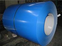 Оптовая торговля сталью оцинкованной с полимерным покрытием