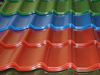 Производство изделий из стали оцинкованной с полимерным покрытием