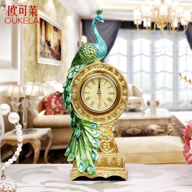 Интерьерные настольные часы