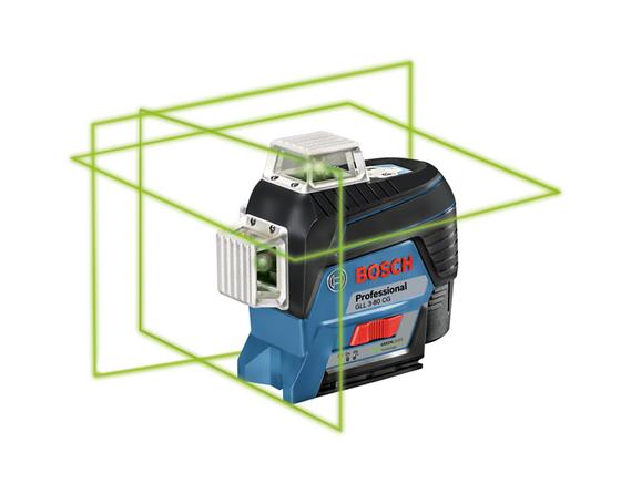 Лазерные уровни (нивелиры) Bosch professional