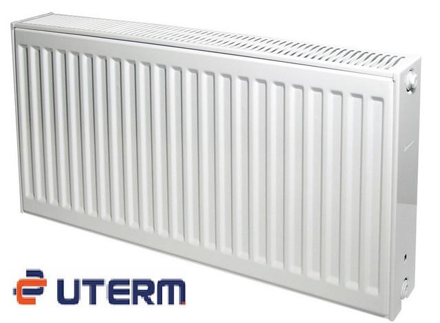 Стальные радиаторы UTERM Standart тип 22 (боковое)