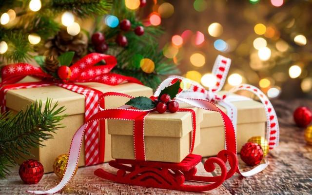 Новогодняя упаковка и коробочки