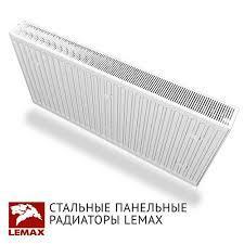 Стальные радиаторы LEMAX Premium Compact тип 22 (боковое подключение)